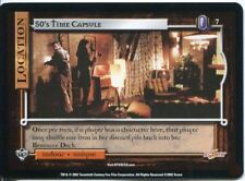 Buffy CCG TCG Angels Curse Unlimited Edition Card #7 50's Time Capsule