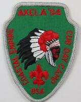 Coastal Empire Council 1984 Akela Cub Day Camp [H3632]