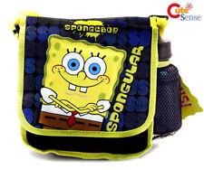 Nick Jr Spongebob School Lunch Bag Food Snack Mini Messenger bag