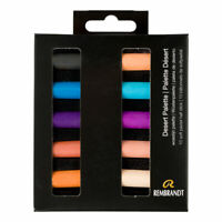 Rembrandt Soft Pastels Micro Sets of 10 Colours - choose from 6 sets
