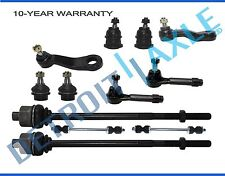 Chevy Avalanche Suburban 1500 Ball Joint Tierod Pitman Idler Arm Sway Bar 4WD