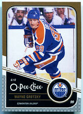 2011-12 O-Pee-Chee WAYNE GRETZKY Gold Marquee Legends L5 Rare SP HOF OPC High BV