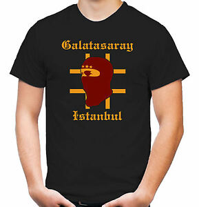 Galatasaray T-Shirt | Fussball | Ultras | Istanbul | Türkei | ACABHooligan |