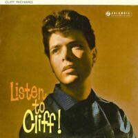 *NEW* CD Album Cliff Richard - Listen to Cliff (Mini LP Style Card Case)