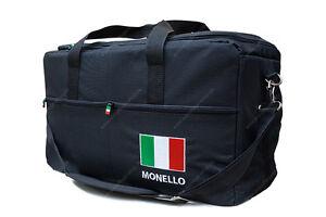 Monello Borsa Duo - Profi-Autopflegetasche Aufbewahrung Transport 46L - 9 Fächer