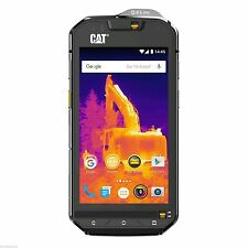 CAT S60 4G 32GB Black Unlocked Smartphone with Thermal Imaging Camera (CS60-DEB-EUR-EN)