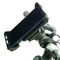 Ajustable Robusto Bicicleta Pinza Montaje & Lluvia Funda Para Samsung GALAXY