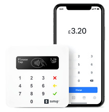 ✰ SumUp Air Bluetooth Card Reader ✰ ✰ Brand New ✰ OFFICIAL PARTNER ✰ UK BASED