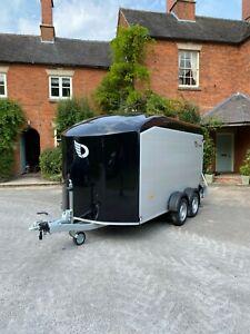 Debon C700 Box Trailer Ali Sides + Ramp/Barn Door & Spare wheel Px Welcome NEW