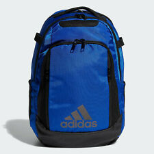 🔥 adidas 5-Star Team Backpack Gym School Bag Bold Blue NWT FAST SHIPPING!!!