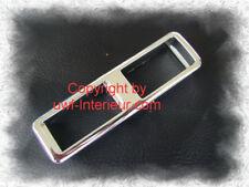 (P4) Rahmen Schalter Fensterheber chrom BMW E36 Compact 2 Stück