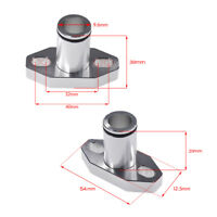 Silver 32mm To 40mm CNC Air Intake Manifold For 66cc 80cc Motorized Bike