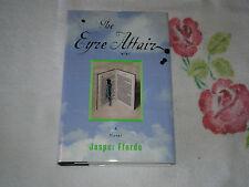 The Eyre Affair by Jasper Fforde   *SIGNED*  -JA-