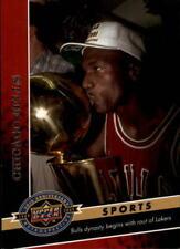 Michael Jordan #306 Upper Deck 2009 NBA Basketball Card