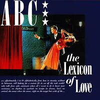 ABC The Lexicon Of Love CD NEW SEALED Poison Arrow/Look Of Love/All Of My Heart+