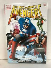 MARVEL UNCANNY AVENGERS OMNIBUS by Remender Hardcover HC - NEW - MSRP $100