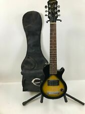 Gibson Epiphone Les Paul PeeWee Rare Sunburst Electric Guitar Vintage  with case