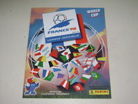 PANINI WORLD CUP FRANCIA 98 - 1998 ALBUM OFFICIAL REPRINT - 100% complete
