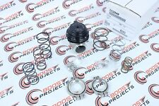TiAL MV-R 44mm Black V-Band Authentic External Wastegate with All Springs 002949