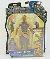 Marvel Black Panther Shuri 6 Inch Action Figure Avenger Vibranium Gear
