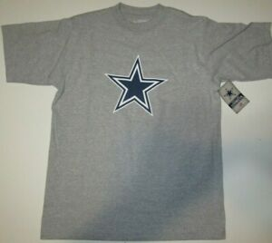 New Dallas Cowboys Football Tee t-shirt boy's large Youth L (16-18) premier logo