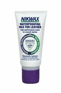 Nikwax Waterproofer Leather Cream High Performance Boots Water Based