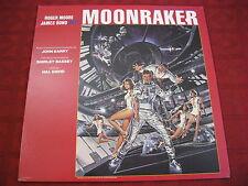 LP OST John Berry James Bond 007 Moonraker UA US 1979