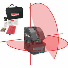 Makita Sk103pz Self Leveling Combination Cross Linepoint Laser Set New