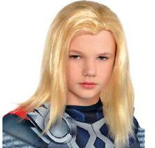 Marvel Boys Thor Wig -NEW!!