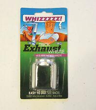 1 NEW EXHAUST WHISTLE MUFFLER TAILPIPE TRICK WHISTLES AUTO CAR JOKE GAG GIFT