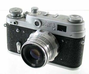 FED 3 fed N-26m 2,8/52mm 2,8/52 f2,8 52 52mm LTM M 39 M-39 classic /18