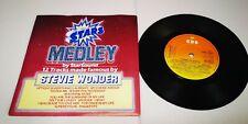 "Star Sound – Stars On Stevie Cat No. A2041 Vinyl 7"" Single VG+/VG+"