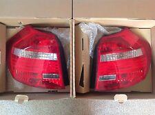 Original BMW 1ER - E87 - E81 LCI Rückleuchten Heckleuchten Satz links und rechts