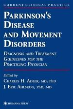 Parkinson's Disease and Movement Disorders: Diagnosis and Treatment-ExLibrary