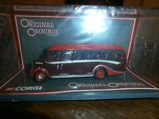Corgi Original Omnibus Bedford OB in Hants and Sussex 60th Anniversary livery