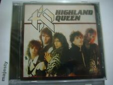 HIGHLAND QUEEN - S/T +5 LIM.500 NO REMORSE RECORDS 2018  SEALED