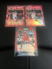 Clint Capela Lot (3) Numbered Cards! Prizm Optic Donruss! Rockets Wow