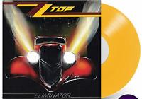 ZZ Top Eliminator Yellow COLOUR Vinyl LP 2020