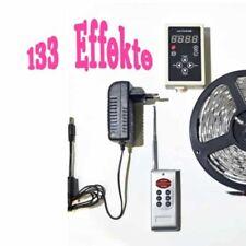 X4-LIFE RGB LED Band 5 m wasserdicht mit Mikrocontroller  133 Effekte IP65