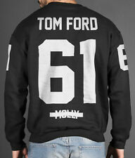 Tom Ford 61 Molly Magna Jay Z sweatshirt hip rap sweater Jay-z kanye beyonce