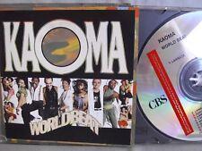 Kaoma- Worldbeat WIE NEU