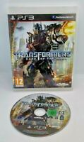 Transformers: Dark of the Moon Video Game for Sony PlayStation 3 PS3 PAL TESTED