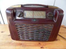 Kofferradio Krefft Röhren