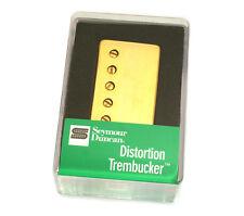 Seymour Duncan TB-6 Distortion Gold Cover Trembucker Bridge Pickup 11103-21-Gc