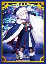 Fate Grand Order Santa Saber Alter Artoria Pendragon Card Game Character Sleeve