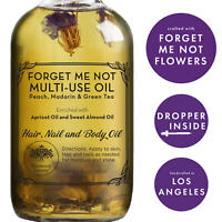 Provence Beauty FORGET ME NOT Oil   100% Natural   Moisturizing & Hydrating 4 OZ
