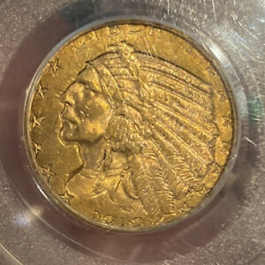 1912 $5 Indian PCGS MS61 PQ old green holder