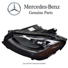 Mercedes W205 C205 C-Class C63 AMG S Turbo Driver Left Halogen Headlight Genuine
