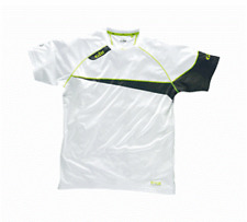 Gill Race Collection T-Shirt White/Lime Size Extra Small - New to clear!