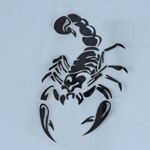 Small car reflective scorpion sticker hood spare tire car stick LB